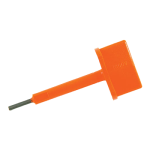 Insulated 3mm Cooker Knob Hex Key