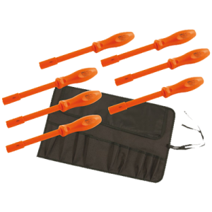 Insulated 7 pc Imperial Nut Driver Kit
